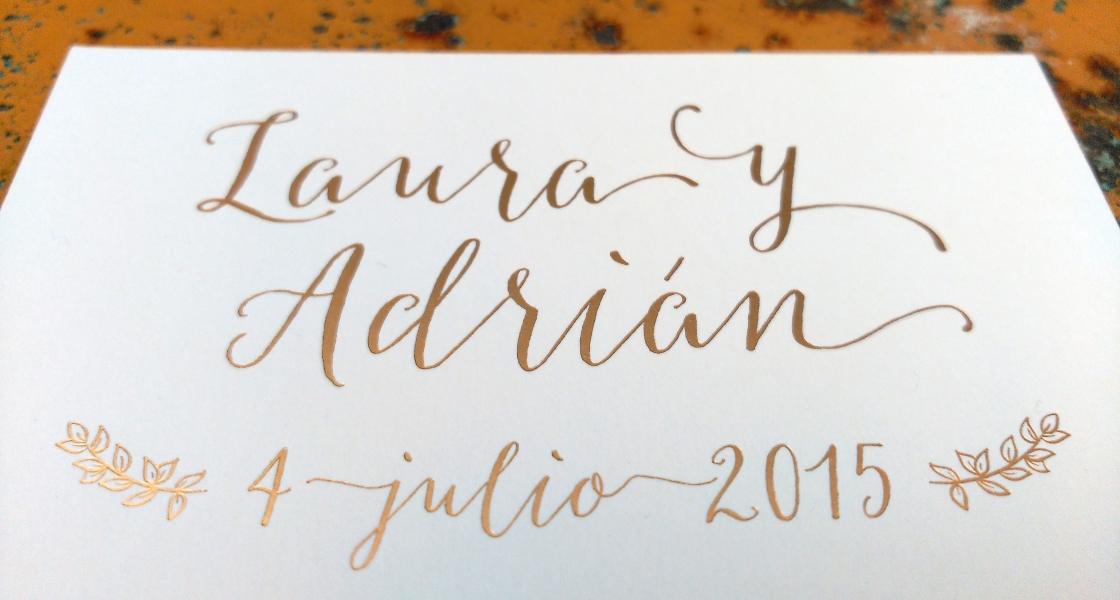 Laura & Adrián