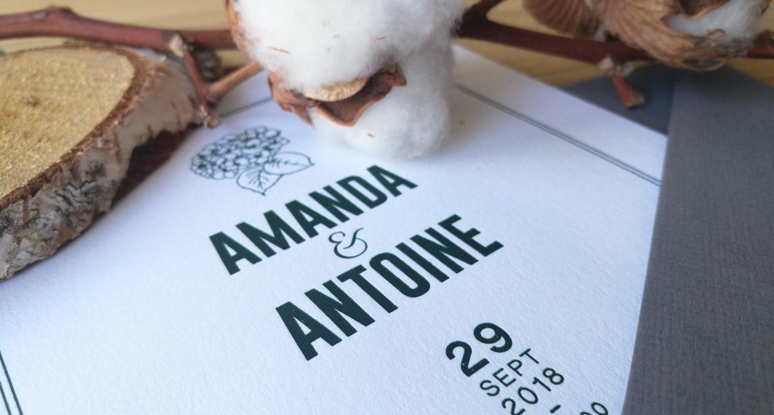 Amanda y Antoine